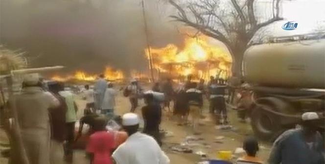 Senegal'de yangın: 22 ölü