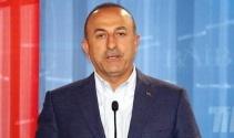 Bakan Çavuşoğlu, Fransa Dışişleri Bakanı Jean-Yves Le Drian ile görüştü