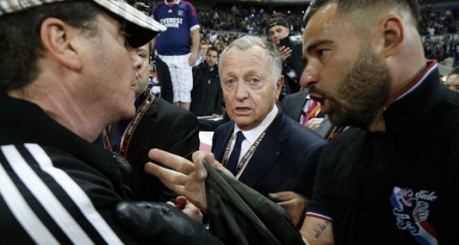 Jean-Michel Aulas: Beşiktaş yakın zamanda bu kupayı alacak