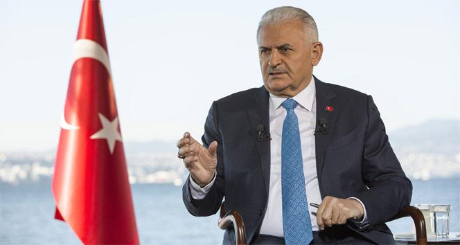 Başbakan Yıldırım, Yunanistan Cumhurbaşkanı Pavlopoulos ile görüştü