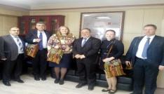 DKİB Ukrayna Kherson Ticaret Odasına Barter önerdi