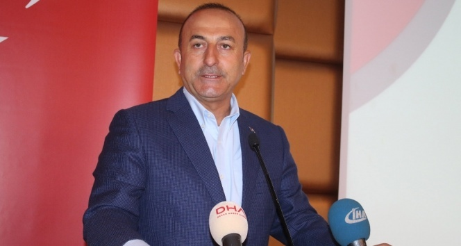 Dışişleri Bakanı Mevlüt Çavuşoğlu: Türkiye olarak insani ve girişimci bir dış politika izliyoruz