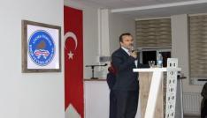 Selim Cerrah KYKlı öğrencilerle buluştu