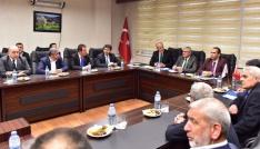 """Başbakan Yardımcısı Kaynak: """"(Kılıçdaroğlunun törenle karşılanması) Mahşeri vicdan rahatsız oldu"""""""
