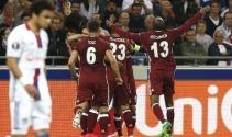 Lyon Beşiktaş maçı foto özet