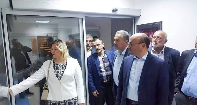 Altınova Devlet Hastanesi hizmete girdi