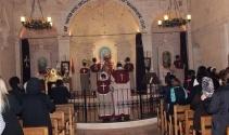 İskenderun'da Paskalya Bayramı kutlandı