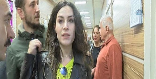 Yılmaz Erdoğan'ın eşi Belçim Bilgin oyunu kullandı