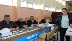 Kırşehirde 162 bin seçmen sandık başına gidiyor