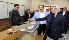 Uşakta halk oylaması buruk geçiyor