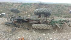 Afyonkarahisarda trafik kazası: 1 ölü