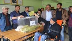 112 ekipleri hastalar için seferber oldu