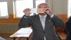 Muşta oy verme işlemi tamamlandı
