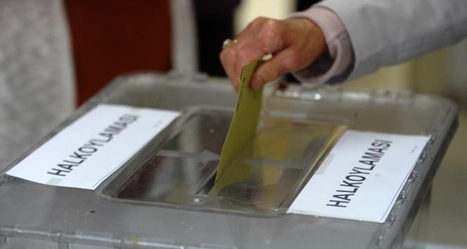 Referandum sonucunun kesinleşmesinin ardından ilk değişiklik!