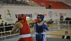 Genç Erkekler Boks Türkiye finalleri Trabzonda yapıldı