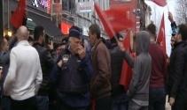 Belçika polisi referandum kutlamalarını engelledi