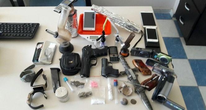 Söke polisinden uyuşturucu tacirlerine darbe