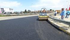 Trabzonda 4 ilçedeki yollar bakıma alınıyor
