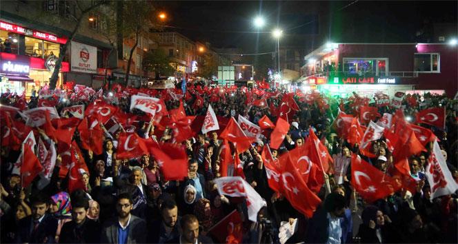 İstanbul'da en çok 'evet' Bağcılar'dan ile ilgili görsel sonucu