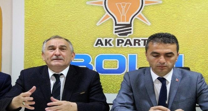 """Bolu Belediye Başkanı Alaaddin Yılmaz: """"Hep ders aldığımız için başarı elde ettik"""""""