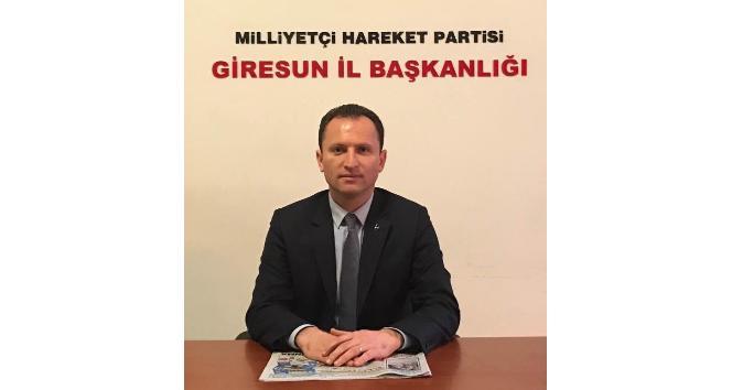 MHP, Espiye İlçe Teşkilatını feshetti