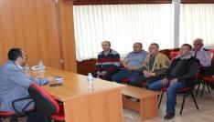 Kayın mantarı üreticileri toplantısı