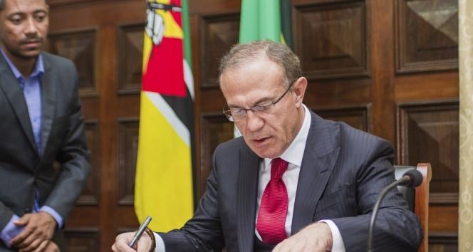 Cumhurbaşkanı Erdoğanın Mozambik ziyareti meyvelerini vermeye başladı