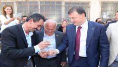 Başkan Savaş, Rabe3 Nisan Bayramını kutladı