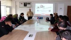 Erzincan Gençlik Merkezinde Uygulamalı Girişimcilik Eğitimi Başladı