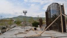 Karadenizin en uzun mesafeli teleferik projesi Trabzonda hizmete girecek
