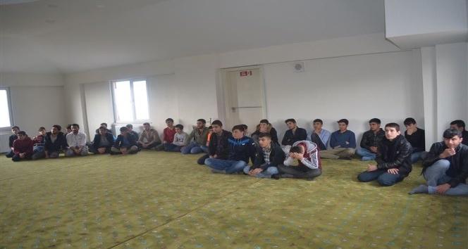 Bingölde kursiyerlere etkili iletişim semineri verildi