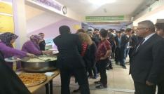 Lise öğrencilerine Hz. Peygamber ve Güven Toplumu konulu konferans verildi