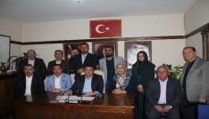 AK Parti Safranbolu İlçe Başkanı Ali Kaya: