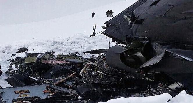 """Tunceli Valiliği: """"Olumsuz hava şartları helikopter kazasına neden oldu"""""""