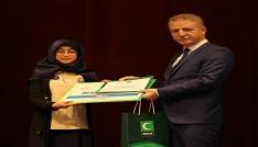 Sağlıklı Nesil Sağlıklı Gelecek yarışmasında dereceye giren öğrenciler ödüllendirildi