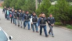 FETÖden 7si rütbeli asker 8 kişi tutuklandı