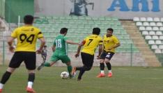 Kırşehirde Bal ligi mücadelesini Kırşehirspor kazandı