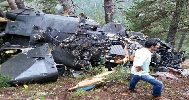 Sikorsky S-70 helikopterleri 26 yılda 22 kez kaza yaptı