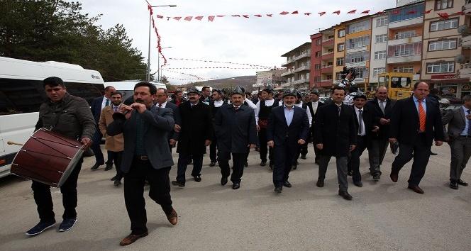Bayburtta Turizm Haftası etkinlikleri kutlanıyor