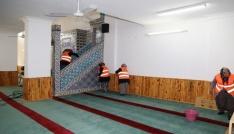 Niğde Belediyesi camileri Ramazana hazırlıyor