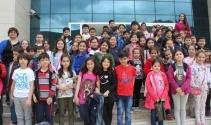 Zorlu Çocuk Tiyatrosu, Denizli'de çocuklarla buluştu