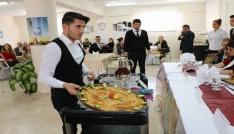 Sivasta yöresel yemekler yarıştı