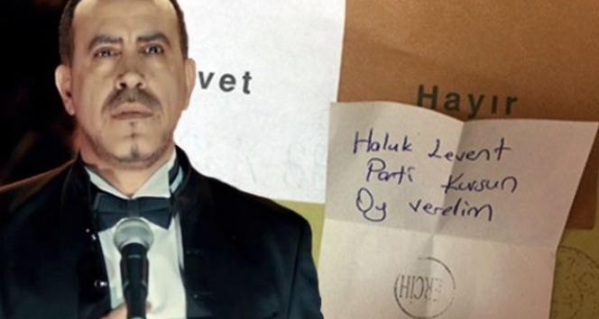 Bir tweetle başlayan şaka gerçeğe döndü, Haluk Levent parti kuruyor