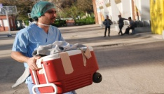 Beyin ölümü gerçekleşen hastanın organları 5 kişiye umut oldu