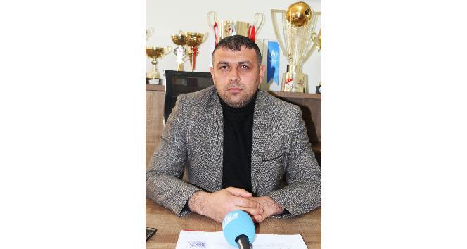 Niğde Belediyesporun Kulüp Başkanı Yakup Yerlikaya görevini bırakıyor