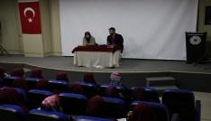 Kayapınarda hafız öğrencilerine seminer