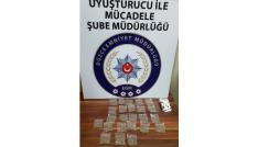 Polisten uyuşturucu satıcına geçit yok