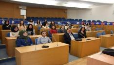 Zübeyde Hanım Okulundan halkla ilişkiler