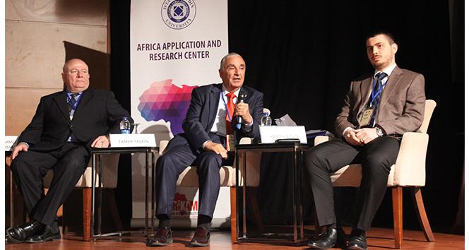 Afrika-Türkiye ilişkileri öğrenci kongresi ile masaya yatırıldı