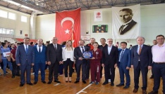 TBF U16 Yıldız Kız Basketbol Turnuvası İskenderunda başladı